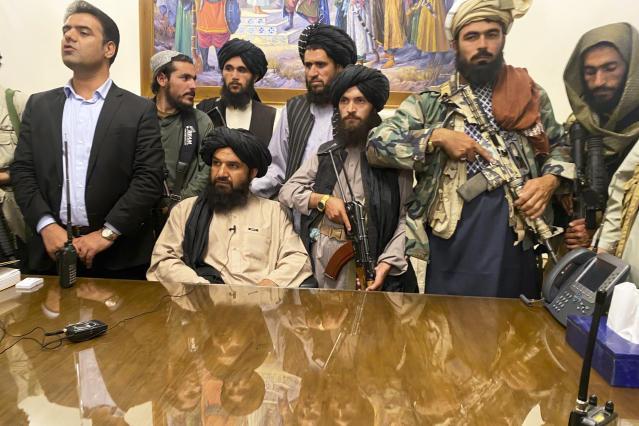 طالبان کا افغانستان پر کنٹرول، امریکہ سمیت 65 ممالک کا غیرملکیوں کے محفوظ انخلا کا مطالبہ