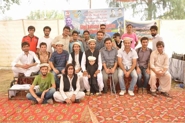 کراچی یونیورسٹی میں گلگت بلتستان کلچر شو منعقد