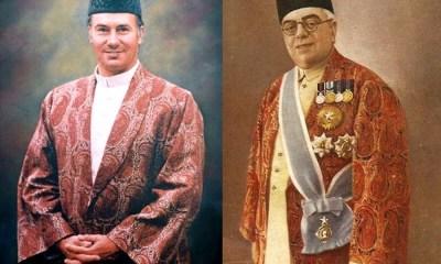 Aga Khan III and Aga Khan IV
