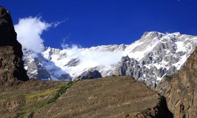 التر پیک - Ultar Peak Hunza