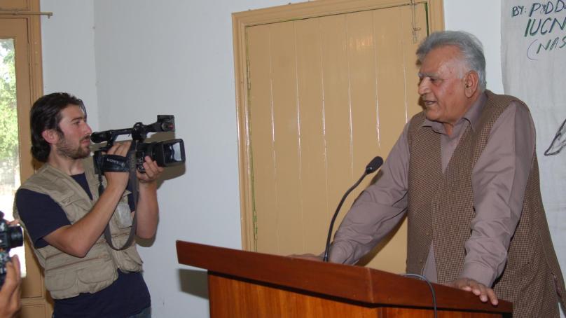 ہم پاکستان کے وفادار ہیں، ہماری منزل پاکستان ہے: وزیر بیگ