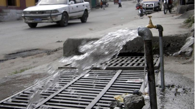 پانی کا عالمی دن: گلگت شہر کے بیشتر رہائیشی صاف پانی سے محروم