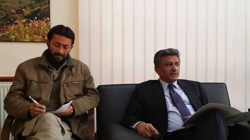گلگت بلتستان میں اینٹی کرپشن کا محکمہ دو ہفتوں میں کام شروع کرے گا:چیف سیکریٹری