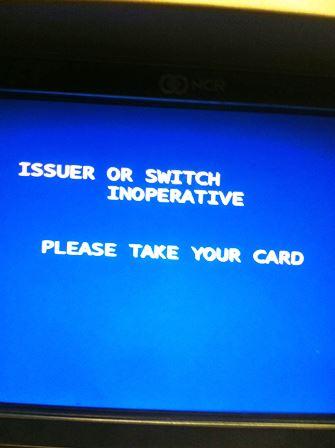 ہنزہ نگر میں نجی بینکوں کے اے ٹی ایم بھی ہفتہ اتوار کو ناغہ کرتے ہیں، صارفین پریشان