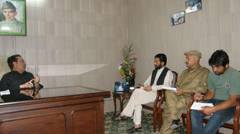 گلگت بلتستان کے عوام مذہبی تنظیم کو ہر گز ووٹ نہیں دینگے: مہدی شاہ