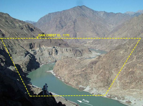 Diamer-Bhasha-Dam-to-produce-4500MW