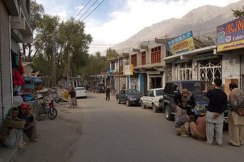 خپلو میں ٹریفک کے مسائل بڑھ رہے ہیں، حکام بے خبر