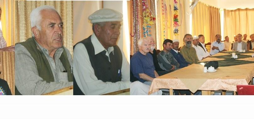 ہنزہ، بروڈ پیک سر کرنے والے کوہ پیماوں کے اعزاز میں تقریب منعقد