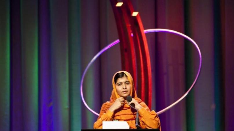 ملالہ جرات و استقامت کی علامت ہے: سعدیہ دانش