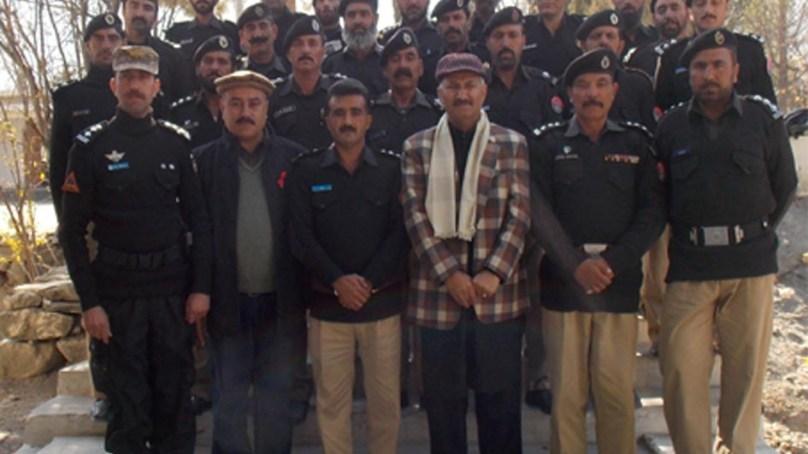 انجمن ہلال احمر نے پولیس افسران کو ایچ آئی وی ایڈز کے متعلق تربیت دی