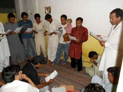 انجمن فلاح و بہبود سلترو سیاچن کی نئی کابینہ نے حلف اٹھا لی