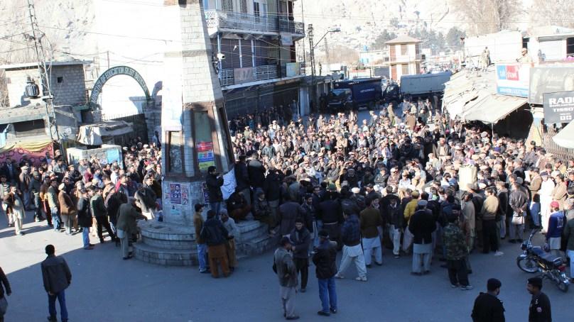 گلگت میں بجلی کی لوڈشیڈنگ کے خلاف احتجاج، حکومت کو 10دن کا الٹی میٹم
