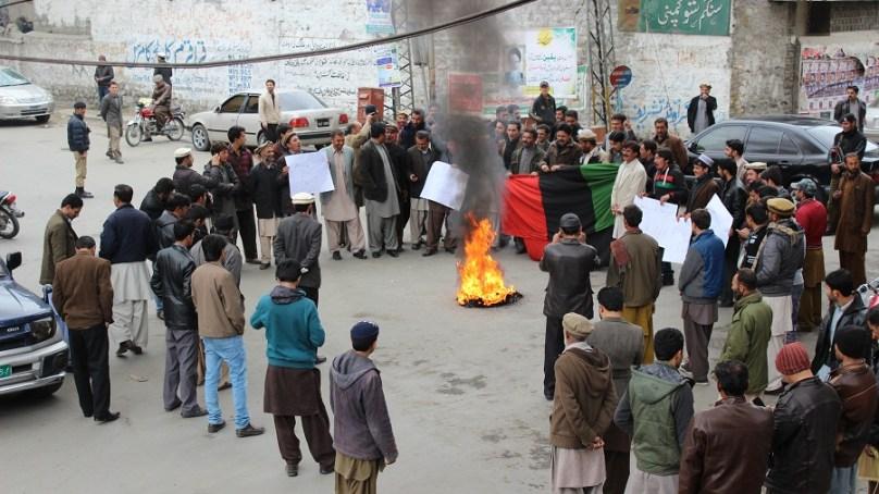 غیر مقامی گورنر کی تعیناتی کے خلاف پاکستان پیپلز پارٹی کے اراکین سراپا احتجاج، گو برجیس گو کے نعرے