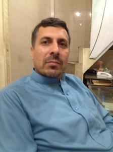 قلب علی، نگران وزیر بلدیات