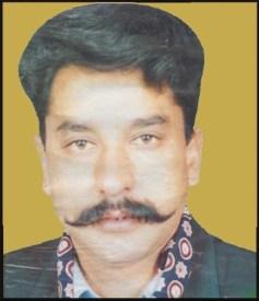 مرحوم سیف الرحمن کی ایک یاد گار تصویر