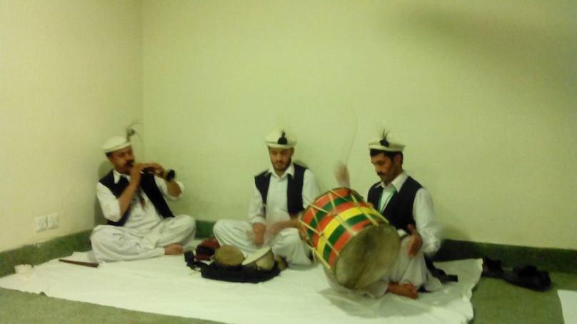 پاکیزہ آرٹس اینڈکلچر کونسل کے زیر اہتمام ''ہم گلگتی ہیں'' کے عنوان سے تقریب کا انعقاد
