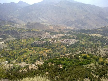 Goher abad Vally