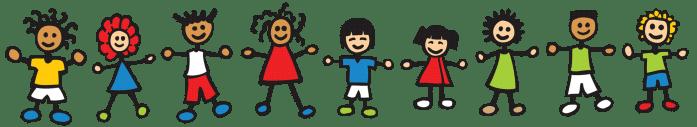 preschool-kids-in-a-row