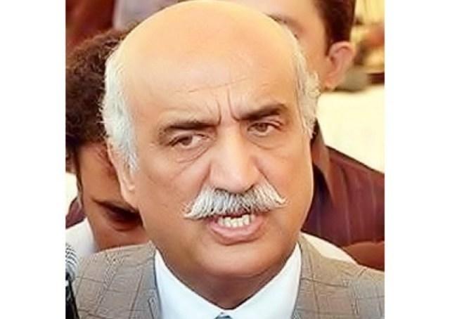 گلگت بلتستان کو جو کچھ دیا پیپلز پارٹی نے دیا ہے، وزیر اعظم نے پرانے منصوبوں کا افتتاح کیا، قمر زمان کائرہ اور سید خورشید شاہ کا گلگت میں خطاب