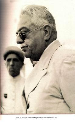محسنِ ملت ،سرسلطان محمد شاہ آغاخان (سوئم)