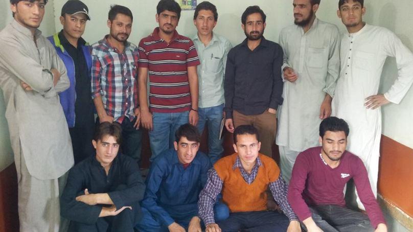 داریل سٹوڈنٹس فیڈریشن کو وجود میں آئے آٹھ سال گزر گئے، کراچی میں تقریب منعقد