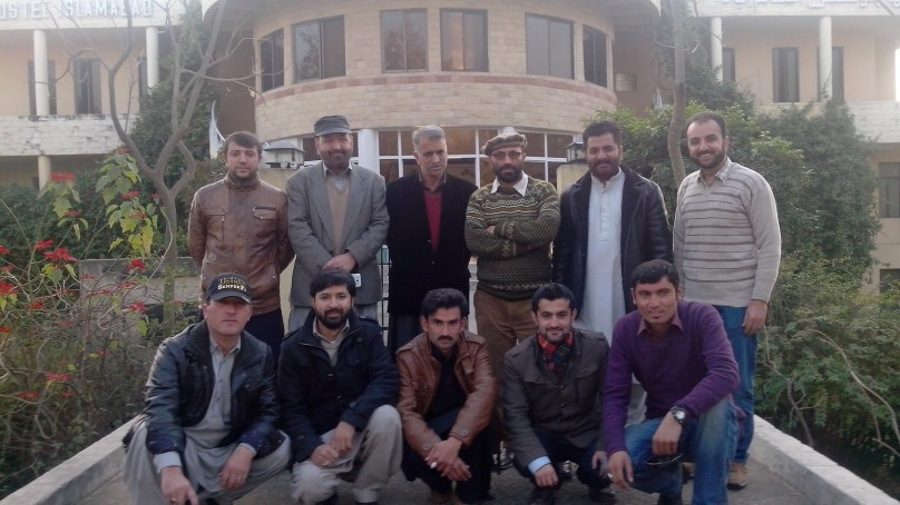 ہمہ یارانِ لاہور ۔ حصہ اول