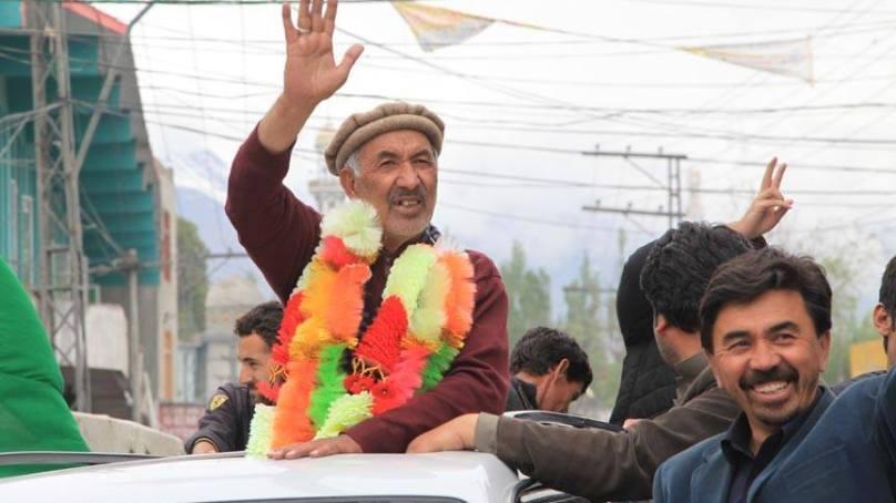 صوبے میں خوشحالی اور ترقی موجودہ حکومت ہی لائے گی، حاجی اکبر تابان وزیر مالیات و برقیات