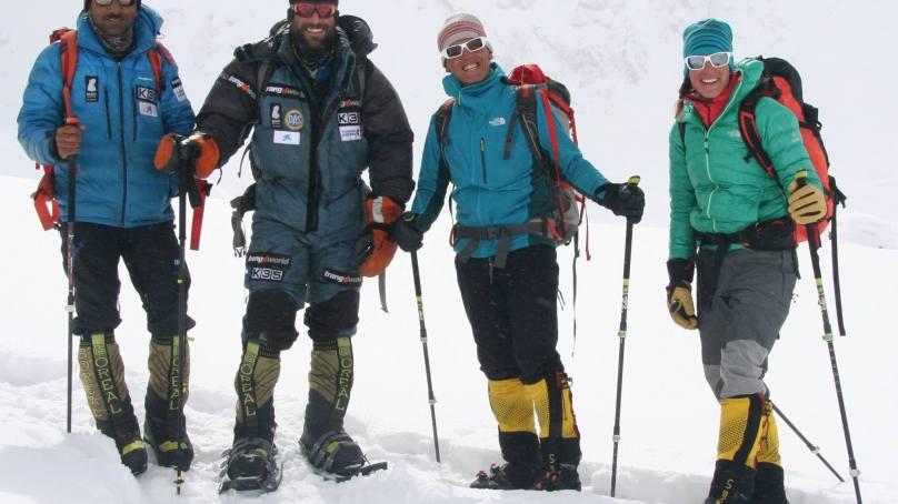 قاتل پہاڑ نانگا پربت پہلی بار سردیوں میں سرکر لیا گیا، بین الاقومی کوہ پیماوں کی آمد خوش آئند