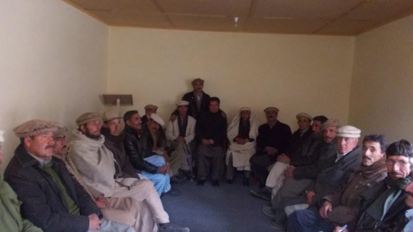 ایکس سولجرز ایسوسی ایشن غذر کا اہم اجلاس، صحت، تعلیم، توانائی اور سڑکوں کے مسائل حل کرنے کا مطالبہ