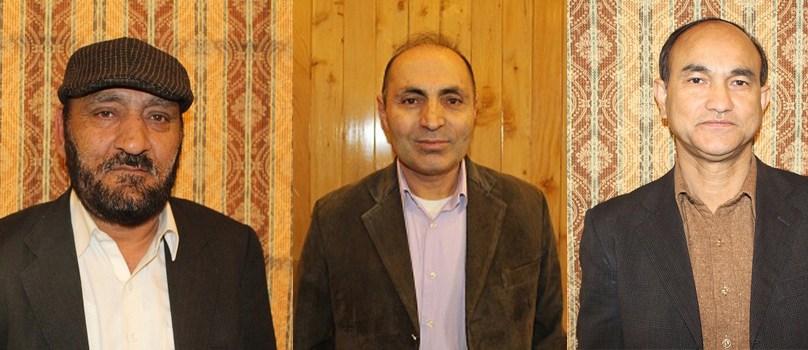 پلاننگ اینڈ ڈویلپمنٹ ڈپارٹمنٹ کے تین افسروں کو اگلے گریڈ میں ترقی دے دی گئی، محمد فیروز خان چیف اکانومسٹ مقرر