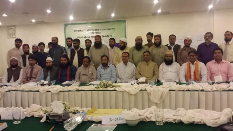 بین المذاہب ہم آہنگی فروغ دینے کے لئے اسلام آباد میں تین روزہ ورکشاپ منعقد