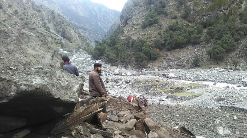 ضلع کوہستان میں بارشوں کی وجہ سے تباہ حال انفراسٹرکچر بحال نہ ہوسکا