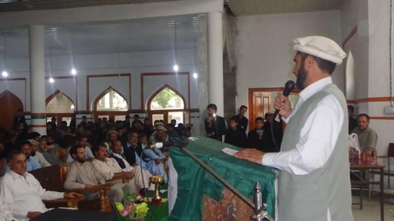 مذہب ،علاقیت اور قومیت کی بنیاد پر انتخابی سیاست نہیں ہونی چاہیئے۔ضلع نائب ناظم مولانا عبدالشکور