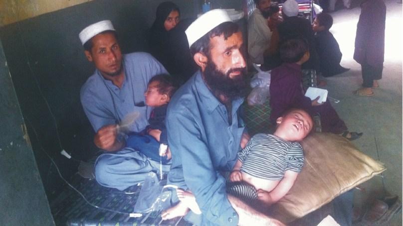 ضلع کوہستان میں خسرے کی بیماری پھیلنے کا انکشاف