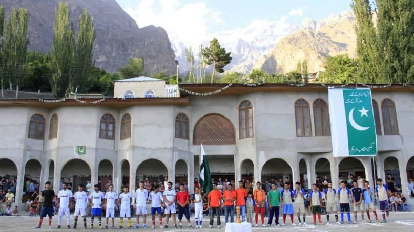 14 اگست سے ہنزہ پریمئیر لیگ فٹبال ٹورنامنٹ کا آغاز ہوگا