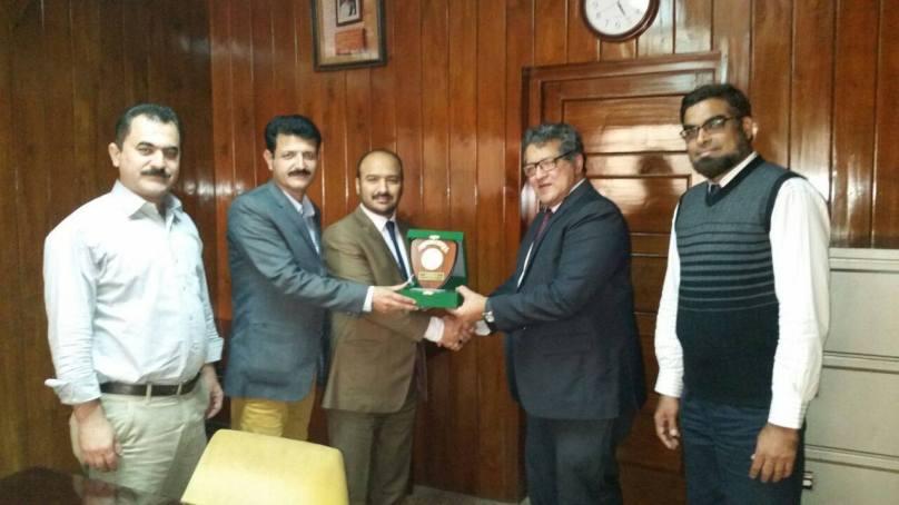 ٹی آئی آر کنوینشن میں شمولیت کے بعد نیٹکو عالمی تجارتی سرگرمیوں کا حصہ بنے گا، ایم ڈی کی انٹرنیشنل چیمبر آف کامرس پاکستان کے چیرمین سے ملاقات