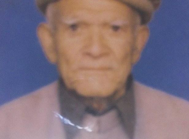 جنگ آزادی گلگت بلتستان کے غازی زیارت شاہ حیدر آباد ہنزہ میں انتقال کرگئے