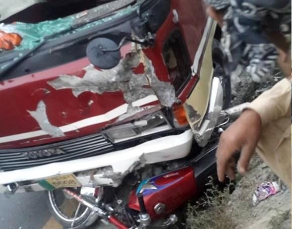 ہنزہ : موٹر سائیکل حادثے میں زخمی نوجوان ہسپتال میں زخمیوں کی تاب نہ لاتے ہوئے جان بحق