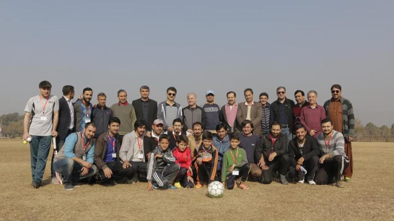 چترال یوتھ فورم اسلام آباد نے نئے سال کا جشن سینیر پروفیشنلز کے ساتھ منایا