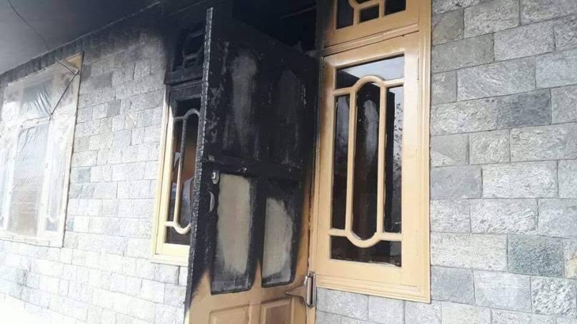 گلگت: ڈپٹی ڈائریکٹر قومی احتساب بیورو کے گھر پرفائرنگ، مشتبہ شخص گرفتار