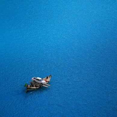 آتشزدگی کے واقعے کے بعد آگ بجھانے والے آلات نصب نہ کرنے تک عطاآباد جھیل میں کشتی رانی پر پابندی عائد