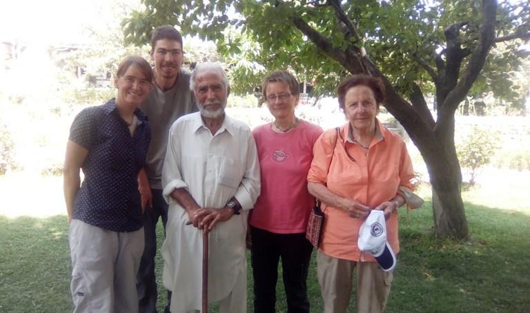 غیر ملکی کوہ پیماوں کی ٹیم نے چترال میں نوشاق سمیت تین چوٹیاں سر کر لیں