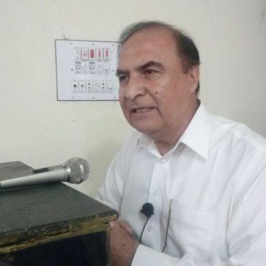 ملک کو درپیش تمام مسائل کا حل ڈیموکریسی کے بجائے میریٹوکریسی میں مضمر ہے، ونگ کمانڈر (ریٹائرڈ) فرداد علی شاہ