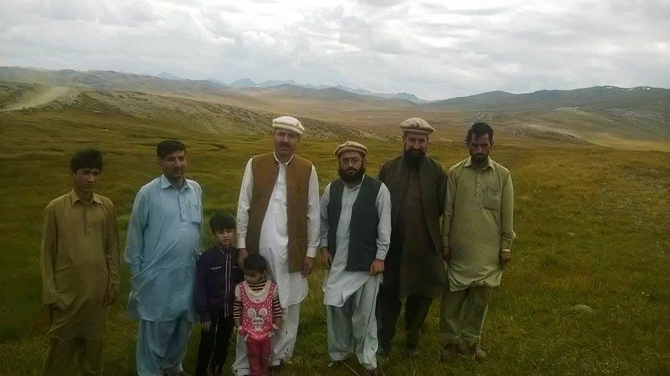 haqqani Adn Dr Shah nawaz