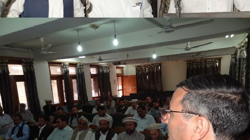 چترال : اسمبلی کے فلور پر چترال کے مسائل کو اجاگر کرنے میں کوئی کسر نہیں چھوڑی، سلیم خان