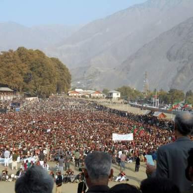وزیراعلیٰ  پرویز خٹک نے اپر چترال  کو الگ ضلع کا درجہ دینے  کا اعلان کر دیا