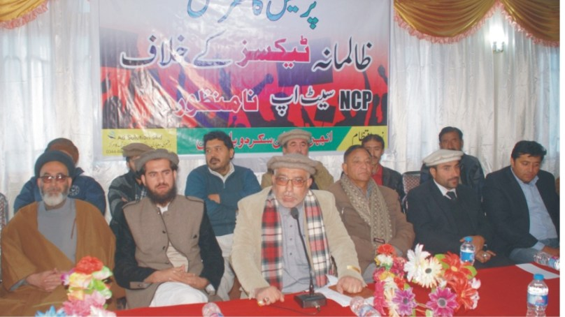 23 نومبر تک مطالبات حل نہیں ہوئے تو گلگت بلتستان میں احتجاجی تحریک میں شدت لائینگے ، عوامی ایکشن کمیٹی و انجمن تاجران سکردو