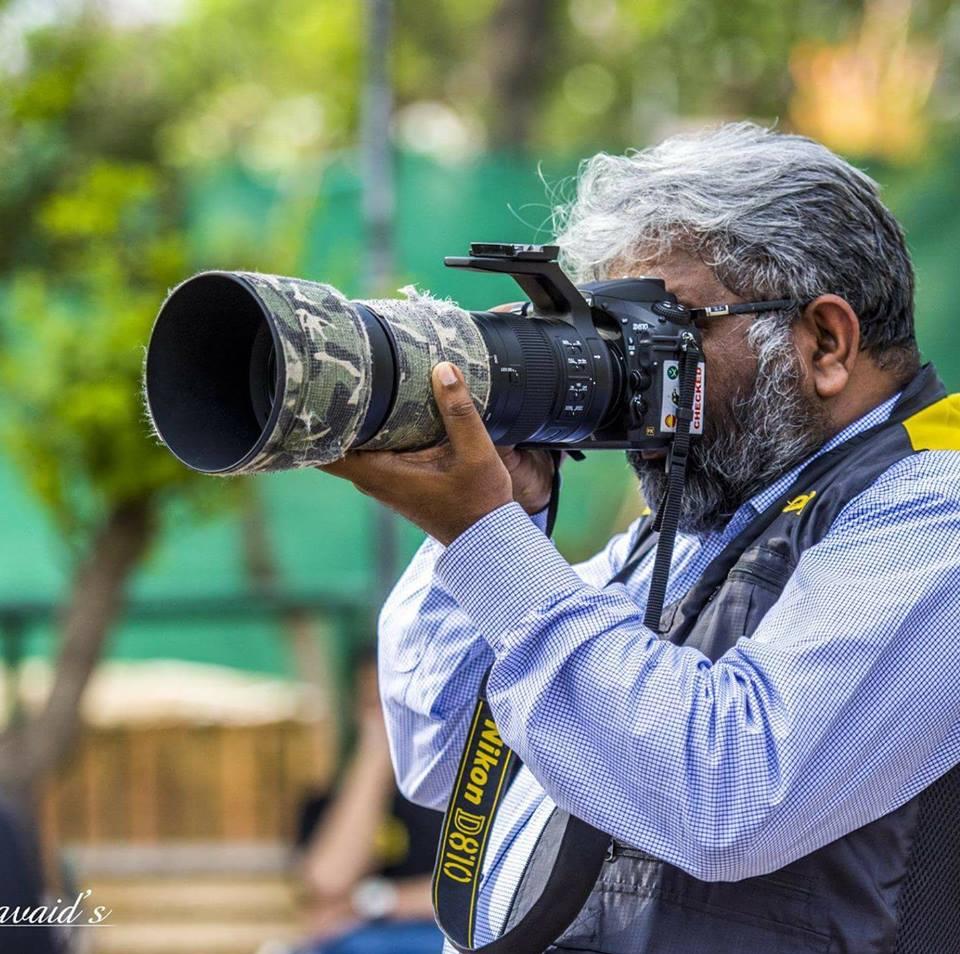 فوٹوگرافر یا کیمرہ مالک  تحریر محمد اظہر حفیظ
