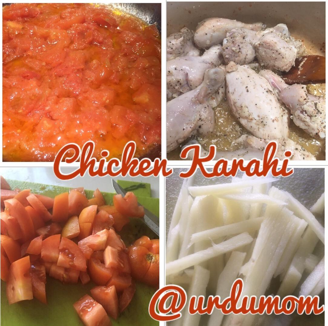 Chicken Karahi Recipe - Super Urdu Mom