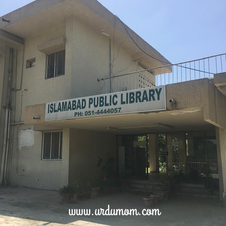Children Library Islamabad